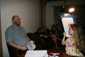 Wedding Caricatures Isla